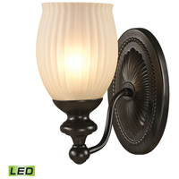 ELK Lighting Park Ridge LED Bathbar in Oil Rubbed Bronze 11650/1-LED