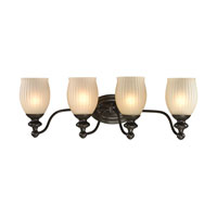 ELK Lighting Park Ridge 4 Light Bath Bar in Oil Rubbed Bronze 11653/4