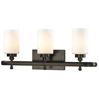 ELK Lighting Dawson 3 Light Bath Bar in Oil Rubbed Bronze 11672/3