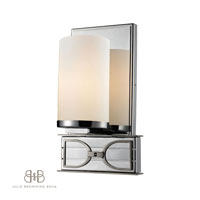 ELK Lighting Campolina 1 Light Bath Bar in Polished Chrome & Brushed Nickel 11740/1