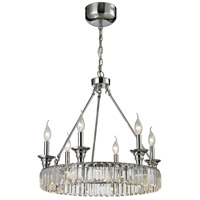 ELK Lighting Manning 18 Light Chandelier in Polished Chrome 11805/12+6