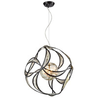 Elk Lighting Oriona 3 Light Chandelier in Oil Rubbed Bronze 11865/3