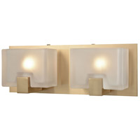 Satin Black Metal Bathroom Vanity Lights