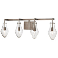 ELK 12294/4 Culmination 36 inch Weathered Zinc Vanity Light Wall Light