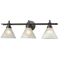 Pemberton 3 Light 26 inch Oil Rubbed Bronze Vanity Wall Light
