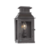 ELK Lighting Williams Towne 1 Light Outdoor Sconce in Verde Patina 1298-OB