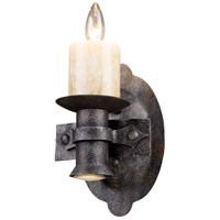 ELK Lighting Cambridge 2 Light Sconce in Moonlit Rust 14000/1+1