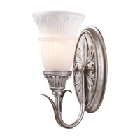 ELK Lighting Oasis 1 Light Sconce in Antique Silver 14030/1 photo thumbnail