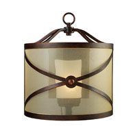 ELK 14050/1 Cumberland 1 Light 14 inch Classic Bronze Sconce Wall Light photo thumbnail