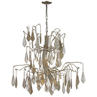 Nimbus 12 Light 40 inch Antique Silver Chandelier Ceiling Light