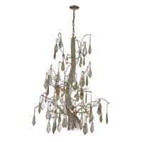 ELK 14057/6+6+3 Nimbus 15 Light 37 inch Antique Silver Chandelier Ceiling Light
