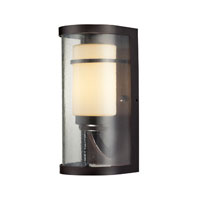 ELK Lighting Caldwell 1 Light Outdoor Wall Sconce in Oiled Bronze 14100/1 photo thumbnail