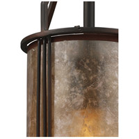 ELK 15033/1 Barringer 1 Light 6 inch Aged Bronze Pendant Ceiling Light alternative photo thumbnail