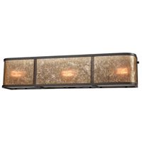 ELK 15038/3 Barringer 3 Light 24 inch Oil Rubbed Bronze Vanity Wall Light