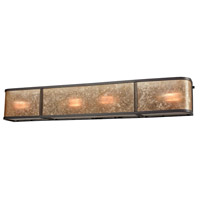 ELK 15039/4 Barringer 4 Light 32 inch Oil Rubbed Bronze Vanity Light Wall Light