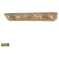 Elk Lighting Elizabethan LED Vanity in Dark Bronze 15962/6-LED