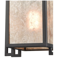 ELK 16183/1 Stasis 1 Light 8 inch Oil Rubbed Bronze Mini Pendant Ceiling Light alternative photo thumbnail