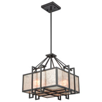 ELK 16184/3 Stasis 3 Light 17 inch Oil Rubbed Bronze Pendant Ceiling Light