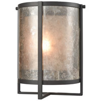 Stasis 1 Light 9 inch Oil Rubbed Bronze Wall Sconce Wall Light