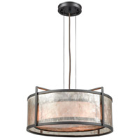 ELK 16192/3 Stasis 3 Light 18 inch Oil Rubbed Bronze Chandelier Ceiling Light