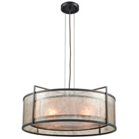 ELK 16193/4 Stasis 4 Light 25 inch Oil Rubbed Bronze Pendant Ceiling Light