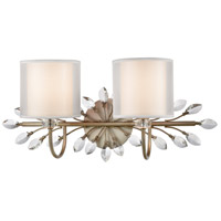 ELK 16277/2 Asbury 2 Light 24 inch Aged Silver Vanity Light Wall Light