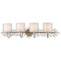 ELK 16279/4 Asbury 4 Light 42 inch Aged Silver Vanity Light Wall Light
