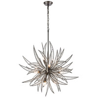 Naples 11 Light 34 inch Dark Graphite Pendant Ceiling Light