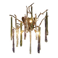 ELK Lighting Stalavidri 3 Light Sconce in Talha Bronze 1700/4 photo thumbnail