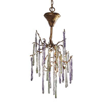 ELK Lighting Stalavidri 7 Light Chandelier in Talha Bronze 1702/7