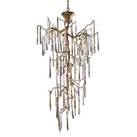 ELK Lighting Stalavidri 15 Light Chandelier in Talha Bronze 1704/15