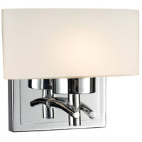 Eastbrook 1 Light 7 inch Polished Chrome Vanity Wall Light