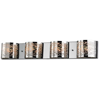 ELK Lighting Ventor 4 Light Vanity in Polished Chrome 17183/4