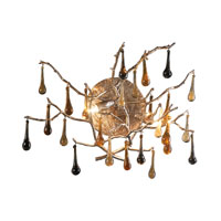 ELK Lighting Bijou 2 Light Sconce in Silver Leaf 1720/2