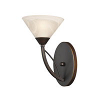 ELK Lighting Signature 1 Light Vanity in Oil Rubbed Bronze 17640/1