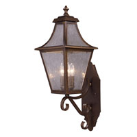 ELK Lighting Washington Avenue 3 Light Outdoor Sconce in Coffee Bronze 18006/3 photo thumbnail