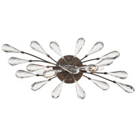 ELK Sunglow Bronze Bathroom Vanity Lights