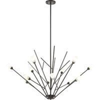 ELK 18279/12 Ocotillo 12 Light 44 inch Oil Rubbed Bronze Chandelier Ceiling Light