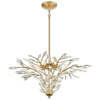 ELK 18295/7 Flora Grace 28 inch Champagne Gold Chandelier Ceiling Light