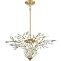 ELK 18295/7 Flora Grace 28 inch Champagne Gold Chandelier Ceiling Light