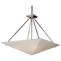 ELK Lighting Modern Organics 4 Light Pendant in Polished Chrome 19034/4
