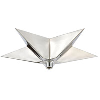 ELK 1SC-CHR Canopies Polished Chrome Canopy Star