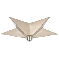 Satin Nickel Steel Canopies Lighting Accessories