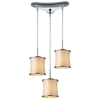 ELK Lighting Fabrique 3 Light Pendant in Polished Chrome 20024/3
