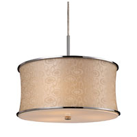 ELK Lighting Fabrique 3 Light Pendant in Polished Chrome 20025/3