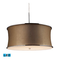 ELK Lighting Fabrique 5 Light Pendant in Polished Chrome 20032/5-LED