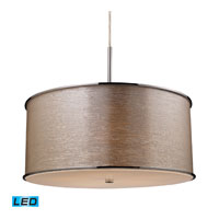 ELK Lighting Fabrique 5 Light Pendant in Polished Chrome 20045/5-LED