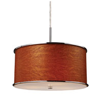 ELK Lighting Fabrique 3 Light Pendant in Polished Chrome 20053/3