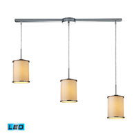 ELK Lighting Fabrique 3 Light Pendant in Polished Chrome 20055/3L-LED