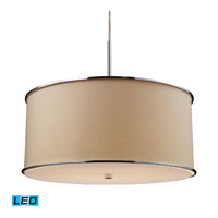 Fabrique LED 21 inch Polished Chrome Pendant Ceiling Light